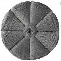 Disque laine d'acier 0  Ø432mm