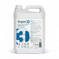 Détergent Désodorisant Désinfectant 3D Ambiance - bidon 5L