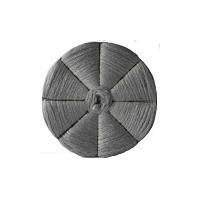 Disque laine acier 2 Ø432mm