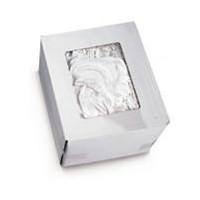 Chiffon blanc 100% coton - carton 10kg