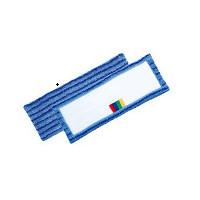 Mop microfibre/grattante 40cm velcro