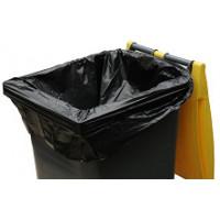 Housse 120 L STD PEBD noir - carton 100