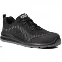 Chaussure sécurité MILERITE noir S1P