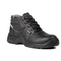 Chaussure sécurité haute AGATHE noir S3