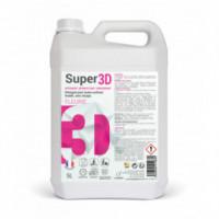 Détergent Désodorisant Désinfectant 3D Fleurie - bidon 5L
