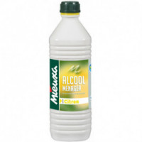 Alcool ménager citron - flacon 1L