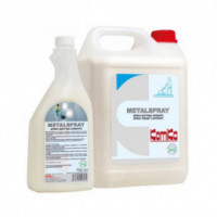 Spray méthode METALSPRAY - bidon 5L